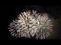 Coeur d'Alene Christmas firework show 201111/26/2011