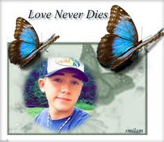 ❤️ I miss & love you Logan beyond belief. Without God & Jesus I couldn't make it ❤️