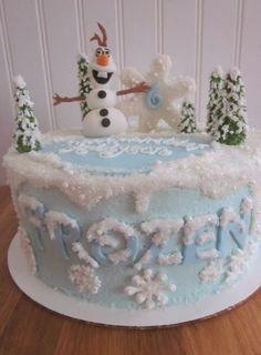 Darlin' Designs: Birthday Cakes