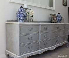 Lilyfield Life: Chalk paint doesn't always need distressing