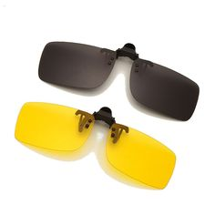 rabbagash.com Clip-On Polarized Sunglasses Classy Sunglasses that protect your eyes and comfort your vision. Perfect finish and amazing look. For both Day and Night Riding. Anti-Glare protection when riding your motorcycle. UV protection from the Sun. Various range of colors for you to suit your every occasion. Wear your style and feel the comfort!