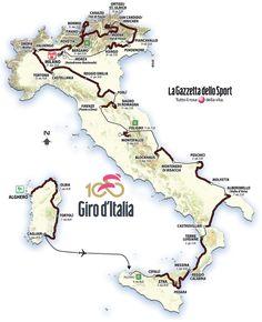 Turul Italiei – Giro d'Italia 2017: Cea De-a 100-a Editie