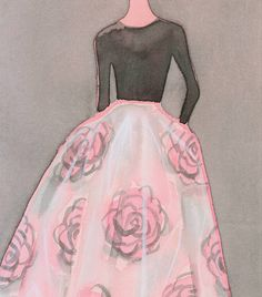 Mats Gustafson unveils his interpretation of Raf Simon's first DIOR Ready-to-Wear Spring 2013 collection,
