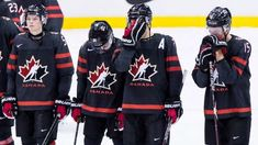 Canadian Junior Hockey Upset: Canada might just have another memorable play not to be forgotten by hockey fans. - By Brandon Smith. World Junior Hockey, Brandon Smith, Final S, Olympics, Motorcycle Jacket, How To Memorize Things, Canada Hockey, Film, News Source