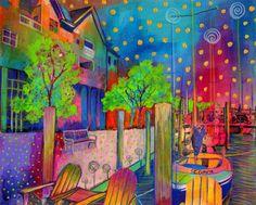 """""""Manteo"""" by Carolina Coto. You can see  more at www.carocoto.com and www.facebook.com/ArteCarolinaCoto"""