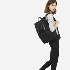 Everlane | Everlane | The Modern Snap Backpack