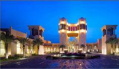 Banyan Tree Al Wadi in Ras Al Khaimah, UAE. Doubles start at $`465.