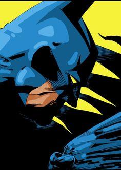 Batman, Isaac Mardis.