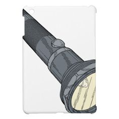 Vintage Flashlight Cover For The iPad Mini - vintage gifts retro ideas cyo