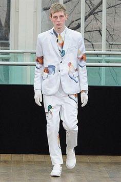 London Fashion Week, MAN A/W 2012