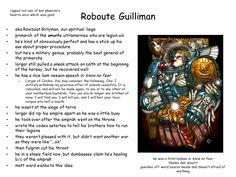 Funny Robourte Guilliman