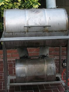 homemade grills and smokers | Recent Photos The Commons Getty Collection Galleries World Map App ...