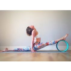 Sometimes the simplest things work the best. #DharmaYogaWheel Picture by @yogaandchaigirl