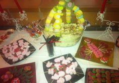 Quién puede resistirse a tanto dulce?? Nuestros invitados no ;)   www.velagua.com