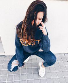 Todo tiene un principio. #fashion #brunette #tendencias2017