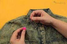 5 manualidades de costura ¡Haz click en la imagen para conocer el tutorial de www.LasManualidades.com!
