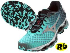 Mizuno Women's Wave Prophecy 4 - running with high arched feet doesn't have to be bad for your feet http://runabees.com/best-running-shoes-for-high-arches/