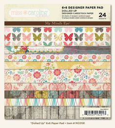 Echo Park Paper Company Good Day Sunshine 6/x 6/Paper Pad 6-x-6-inch