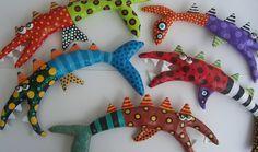 School of Fierce Fish