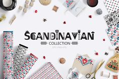 FREE UNTIL MAY 27! :: ❖Scandinavian collection❖ by Ivanna-Ivashka on @creativemarket