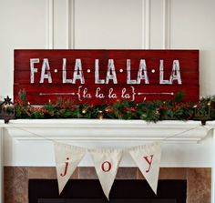 44 Super Cute Christmas Signs For Indoors And Outdoors | DigsDigs