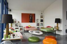 Moderna dnevna soba