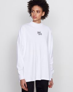 Lazy Oaf Total Mess T-shirt - Everything - Categories - Womens