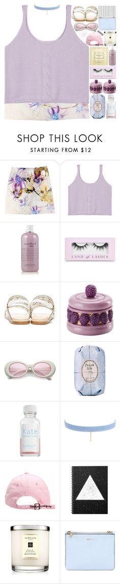 """6319"" by tiffanyelinor ❤ liked on Polyvore featuring Elie Tahari, Jo Malone, philosophy, Boohoo, Nicholas Kirkwood, Villari, Fresh, Kate Somerville, Jules Smith and Alexander McQueen"