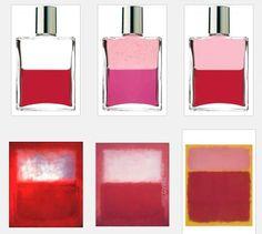 Aura Soma Elegant, Colors