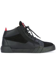 GIUSEPPE ZANOTTI Shark Hi-Top Sneakers. #giuseppezanotti #shoes #sneakers