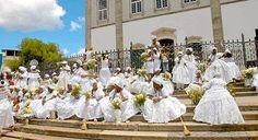 Bagagem Pronta - Passeio e Turismo: TURISMO: Salvador celebra a lavagem das escadarias...