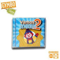 CD VAMOS A GYMBOREE VOL.2   $99.00 MX https://www.kichink.com/buy/156712   Favorece el desarrollo del lenguaje, ampliando el vocabulario