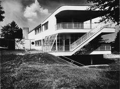 Schminke House Lobau, Germany Hans Scharoun, 1933