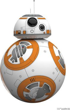 Sphero Star Wars Bluetooth Smartphone Controlled Robotic Ball and other robot products. At RobotShop, you will find everything about robotics. Bb8 Star Wars, Star Wars Toys, Smartphone, Ipod Touch, Star Wars Episodio Vii, Ipad Mini, Jouet Star Wars, Ri Happy, Software