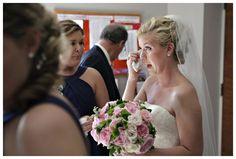 Crying bride Diy Wedding, Crying, One Shoulder Wedding Dress, Bride, Country, Wedding Dresses, Fashion, Wedding Bride, Bride Dresses