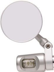 Oberon combination mirrors and bar end signal indicators. Drooling.