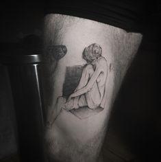 Danilo Delfino, sketchy tattoo, sketch, illustration, drawing, black and grey tattoo, tattoo Idee, tattoo idea, tattoo vienna, tattoo Wien, tattoo Oberschenkel, tattoo art