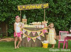"Lemonade Stand / Summer ""Lemonade Stand"