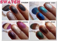 Swatch no Blog Beauty4Us