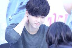 lee jongsuk   his face is so cute   ♡