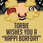 Happi Borfday Torbie by azerazura.deviantart.com on @DeviantArt