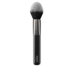 Shop online for the new precision powder brush Accessoires opbergen Cat Eye Makeup, Glam Makeup, Makeup Kit, Makeup Tools, Makeup Brushes, Beauty Makeup, Gloss Eyeshadow, Mac Matte Lipstick, Mac Lipsticks