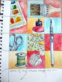 from my sketchbook   Flickr - Photo Sharing!