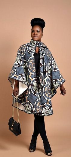 30 Stylish Ankara Styles to Try Right Now. If you are searching for some of the hottest styles this season, you need to read this article to discover some of the most stunning Ankara dresses, skirts, tops, and pants. African Inspired Fashion, African Dresses For Women, African Print Dresses, African Print Fashion, African Attire, African Wear, African Fashion Dresses, Fashion Outfits, Womens Fashion