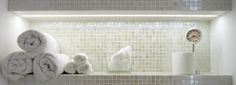 Licht nach Maß im Badezimmer mit LED-Beleuchtung