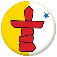 Nunavut Territory Flag