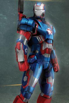 """1//6 War Machine Patriot Don Cheadle Head Sculpt F 12/"""" Negro Male Body"""