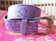 Check out our belt selection for the very best in unique or custom, handmade pieces from our shops. Mauve, Mode Vintage, Violet, Belt, Detail, Purple, Unique, Handmade, Accessories