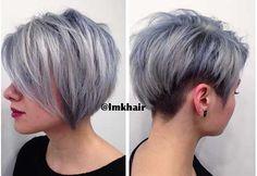 Textured Short Haircut