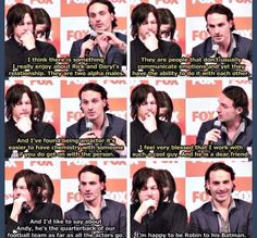 andrew lincoln and norman reedus - Google Search